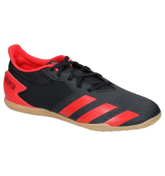 adidas Predator Voetbalschoenen Zwart