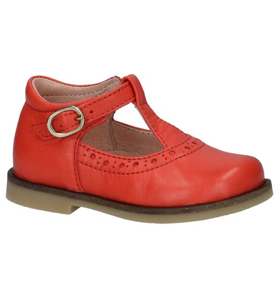 STONES and BONES Bim Rode Schoentjes