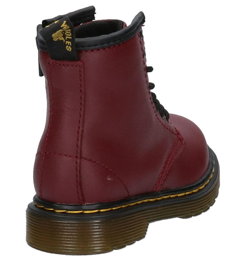 Dr. Martens 1460 Zwarte Boots in leer (276477)