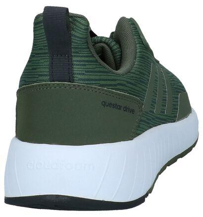 adidas Questar Drive Baskets en Noir en textile (221783)