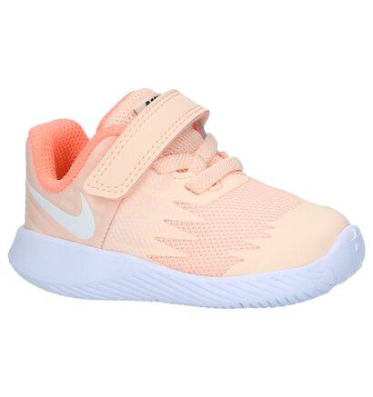 Blauwe Nike Star Runner TDV Babysneakers in stof (209999)