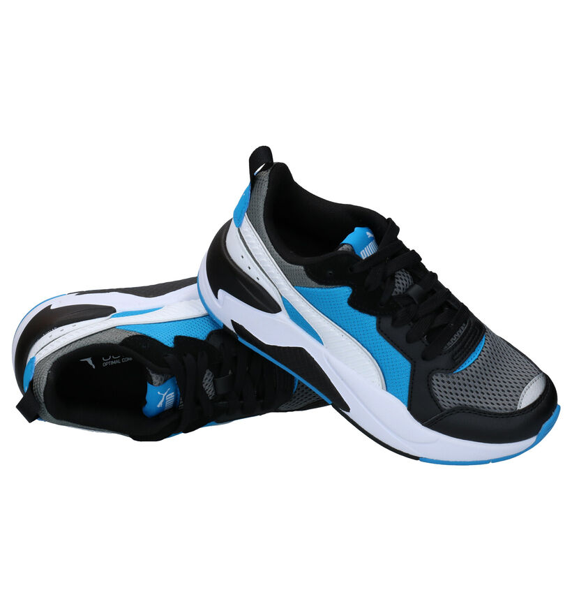 Puma X-Ray Zwarte Sneakers in kunstleer (276762)