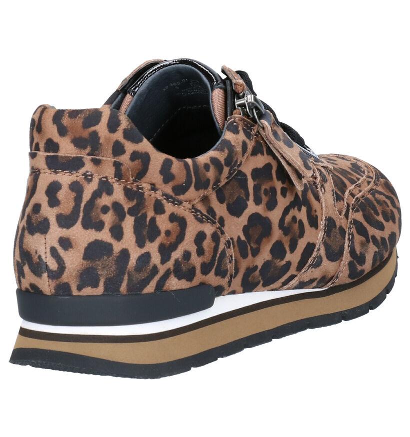 Gabor OptiFit Chaussures basses en Brun en daim (260091)