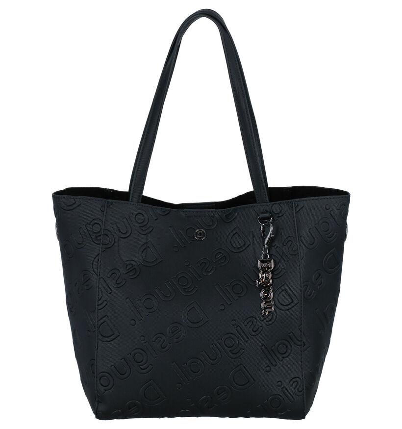 Desigual Sac à bandoulière Bag in bag en Noir en simili cuir (279952)