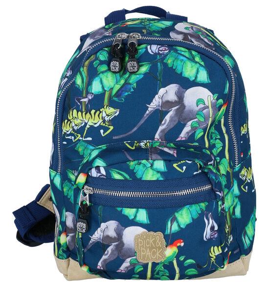 Pick & Pack blauwe rugzak