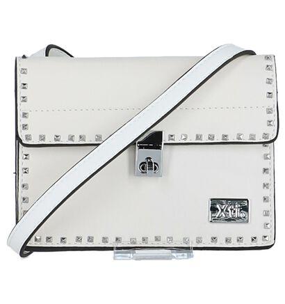 Xti Sacs porté croisé en Blanc en simili cuir (224058)
