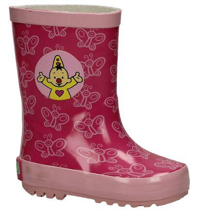 Bumba Butterfly Roze Regenlaarzen, Roze, pdp