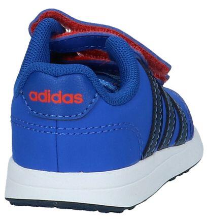 adidas VS Switch Baskets en Bleu en simili cuir (208831)