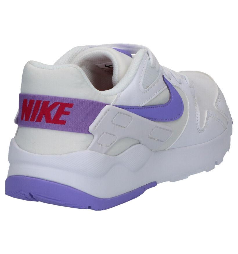 Nike LD Victory Witte Sneakers in kunstleer (253948)