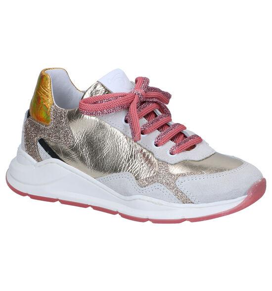 FR by Romagnoli Gouden Sneakers