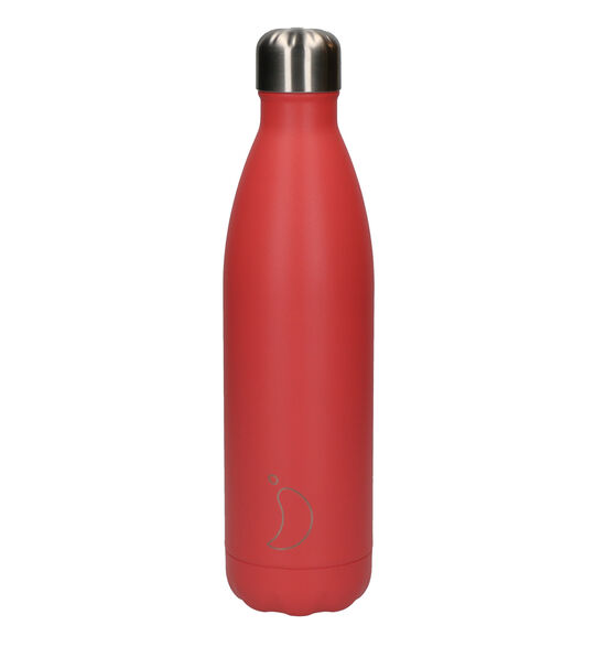 Chilly's Pastel/Coral Gourde en Rose 750ml