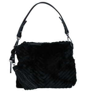 Tamaris Bettina Sac à main en Noir en textile (280620)