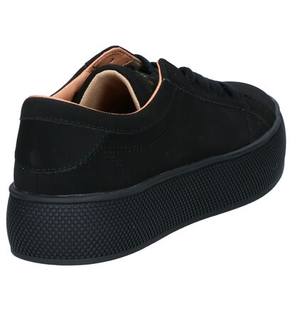 Esprit Barbie Chaussures à lacets en Noir en imitation cuir (259443)