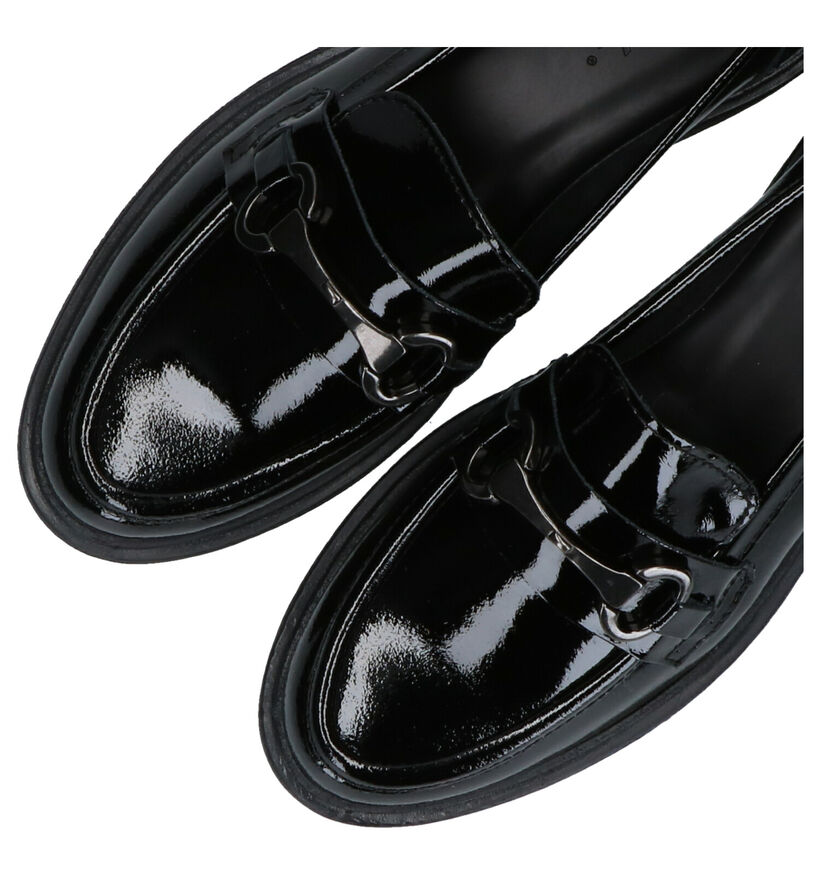 Stillmoda Italy Zwarte Loafers in leer (280299)