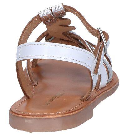Witte Sandalen Les Tropeziennes Badami in leer (242856)