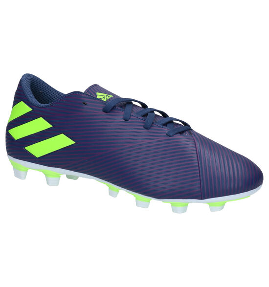 adidas Nemiziz Messi Chaussures de Foot en Bleu