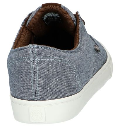 Element Skate sneakers  (Noir), Bleu, pdp