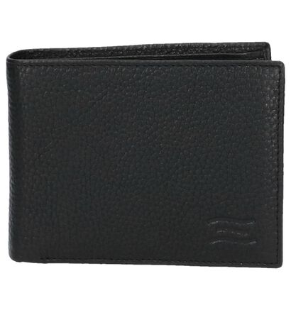 Crinkles Portefeuilles en Noir en cuir (237401)