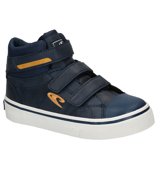 O'Neill Haiku Mid Velcro JR Bottines en Bleu