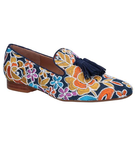 Pedro Miralles Meerkleurige Loafers