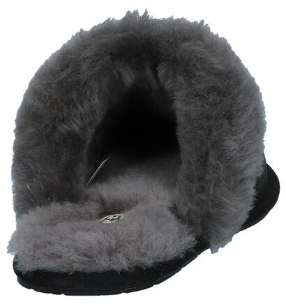 UGG Pantoufles ouvertes en Noir en textile (223527)