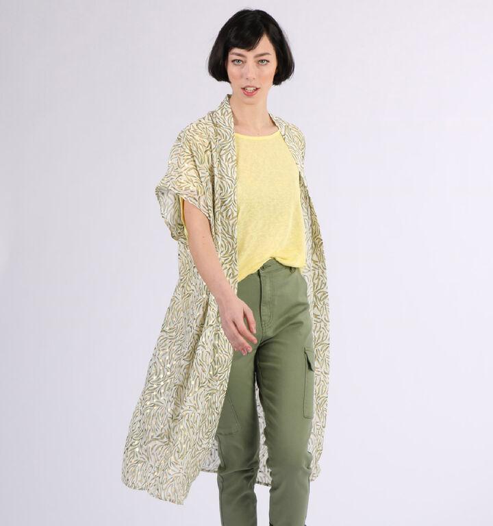 Vila Kimono en Vert