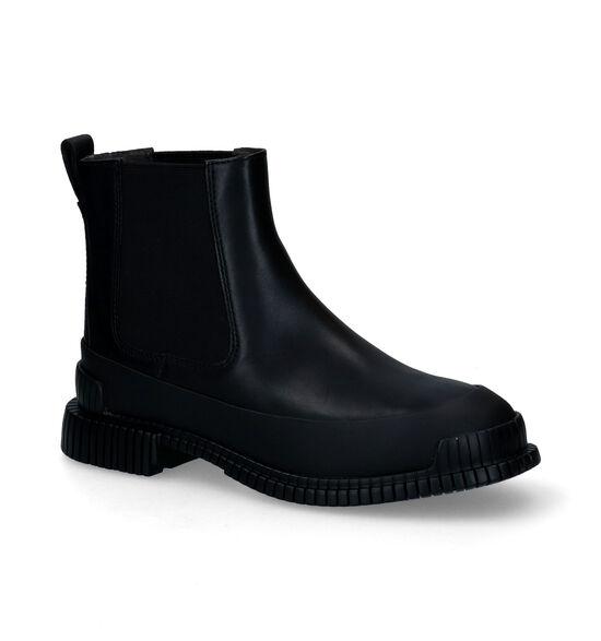 Camper Zwarte Chelsea Boots