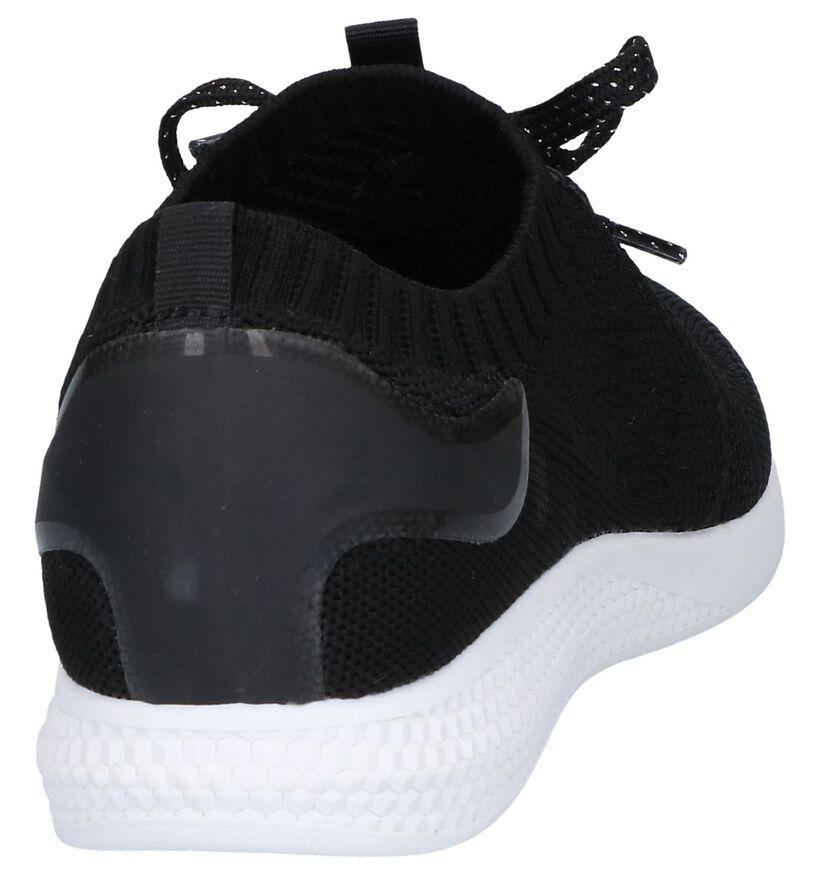 Dazzle Baskets slip-on en Noir en textile (239190)