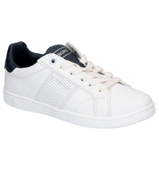 Witte Lage Sneakers Björn Borg