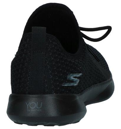 Skechers Slip-on en Noir en textile (224267)