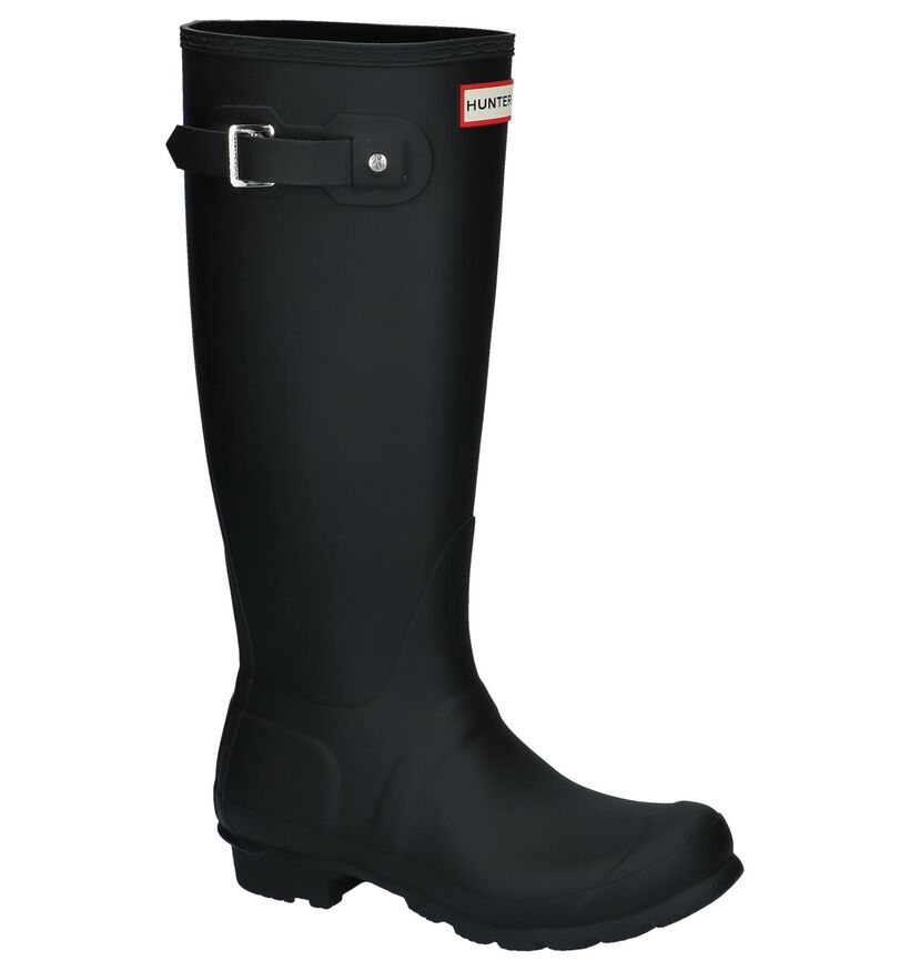 Hunter Bottes de pluie en Noir en caoutchouc (226587)