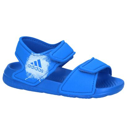 Blauwe Watersandalen adidas Altaswim , Blauw, pdp