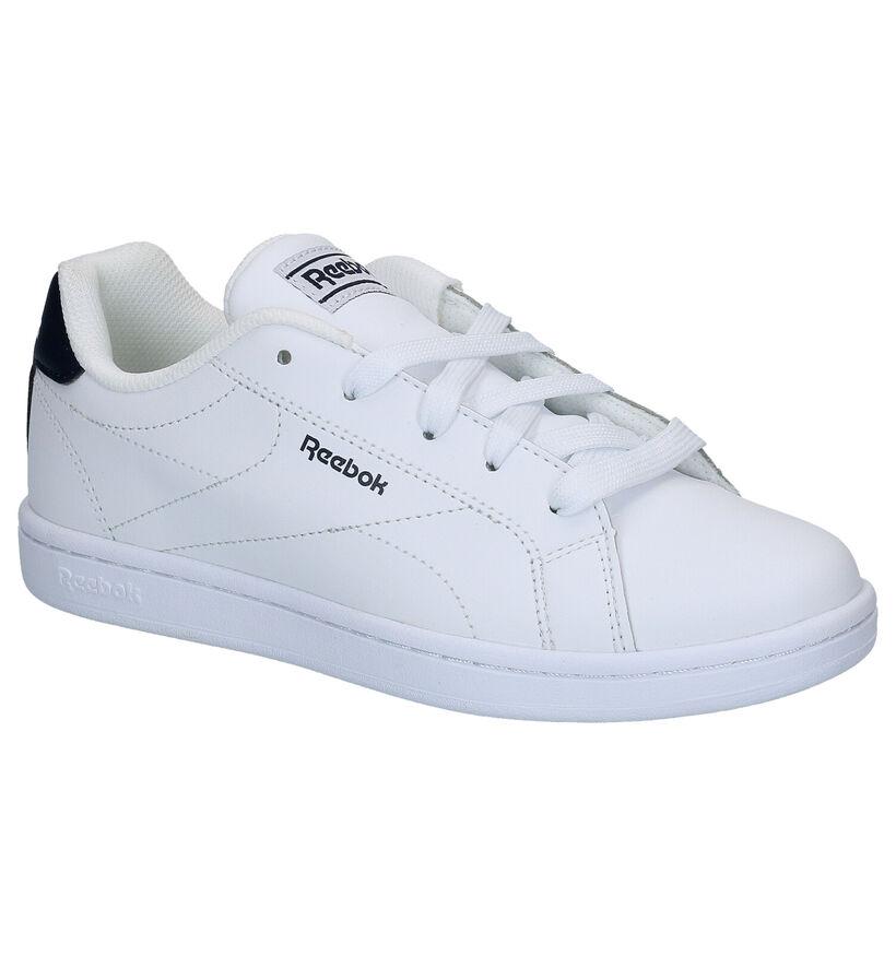 Reebok Royal Complete Witte Sneakers in kunstleer (264641)