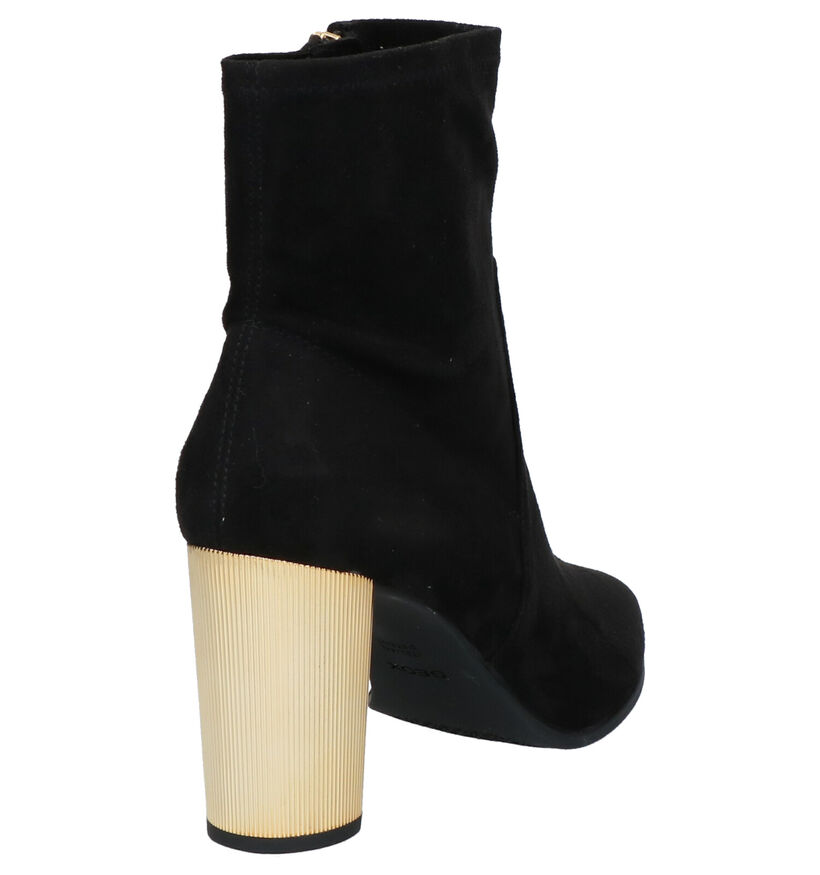 Champion Zwarte Sneakers in stof (255279)