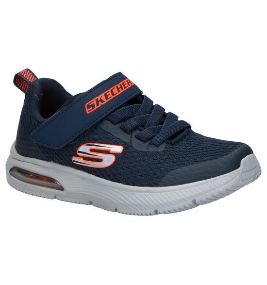 Skechers Dyna Air Blauwe Sneakers