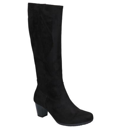 Gabor Bottes en Noir en textile (260278)