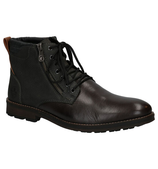 Rieker Chaussures hautes (Gris foncé)
