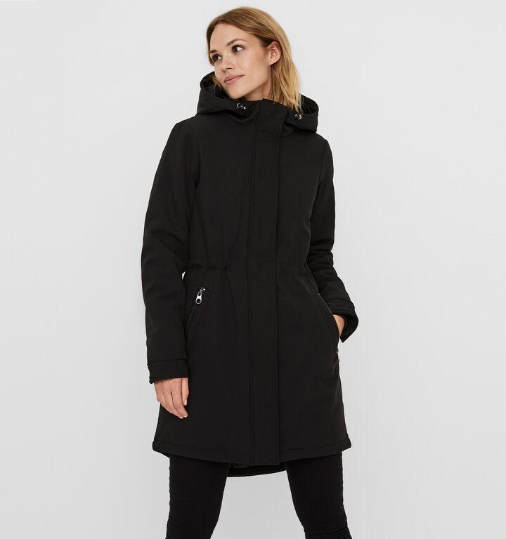 Vero Moda Zwarte Jas