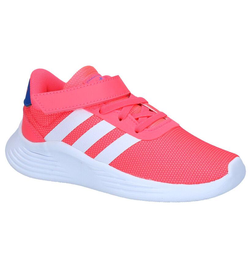 adidas Lite Racer Fluorode Sneakers in stof (276589)