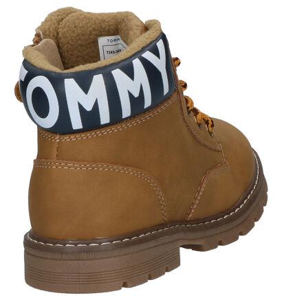 Tommy Hilfiger Chaussures hautes en Naturel en simili cuir (257350)