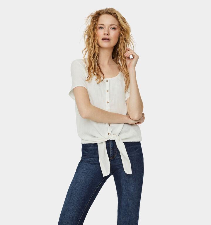 Vero Moda Blouse en Blanc