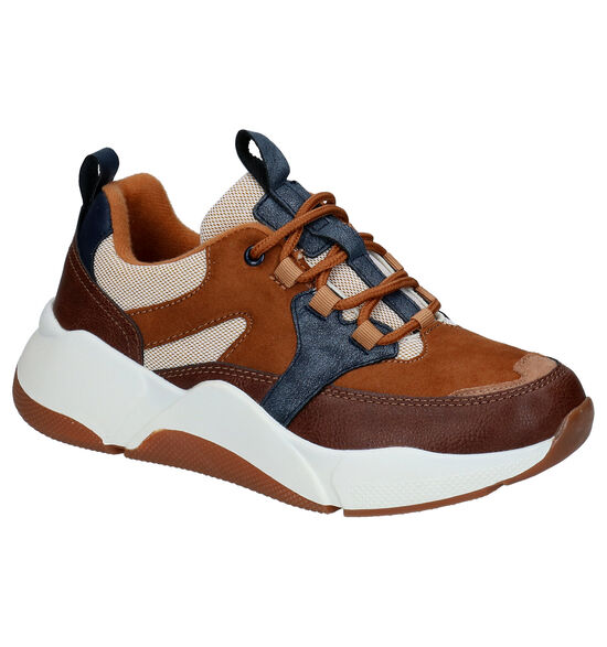 CKS Cognac Sneakers