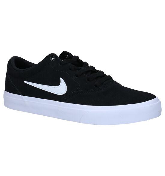 Nike SB Charge Baskets en Noir