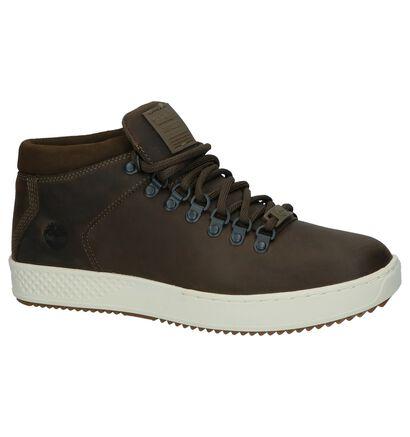 Timberland Cityroam Chaussures hautes en Noir en cuir (255248)