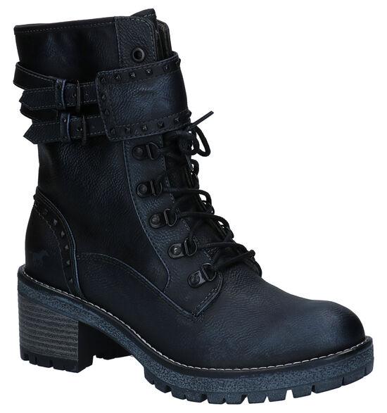 Mustang Zwarte Boots
