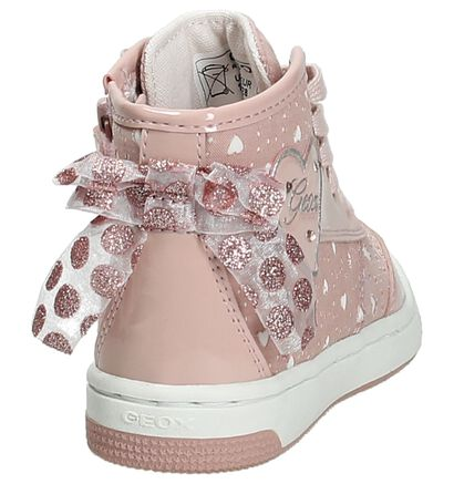 Geox Baskets basses  (Rose), Rose, pdp