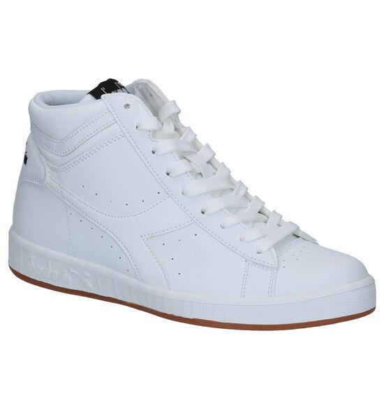 Diadaro Game P High Witte Sneakers