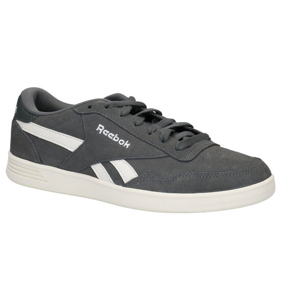 Reebok Royal Techqu Grijze Sneakers