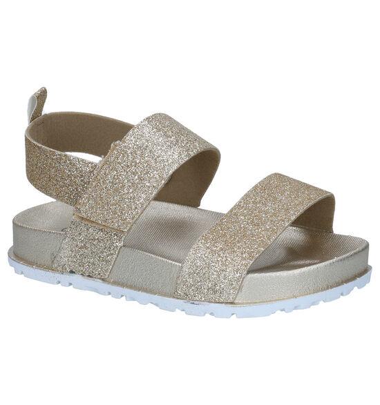 Xti Gouden Sandalen