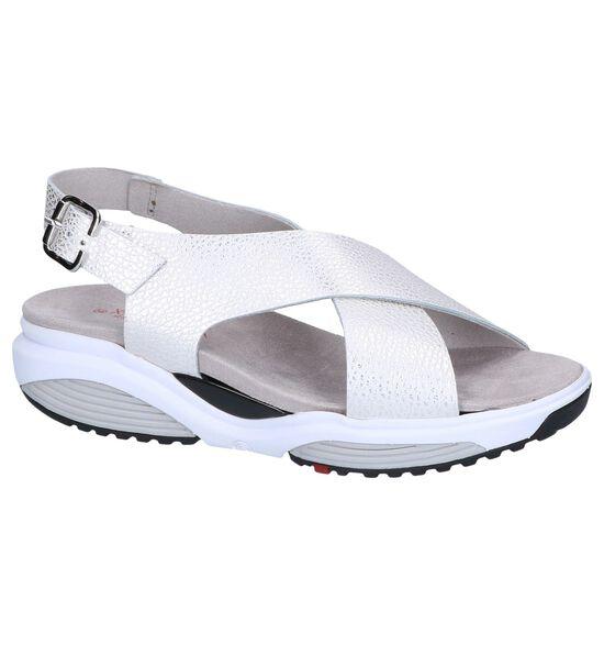 Zilveren Sandalen Xsensible Corfu